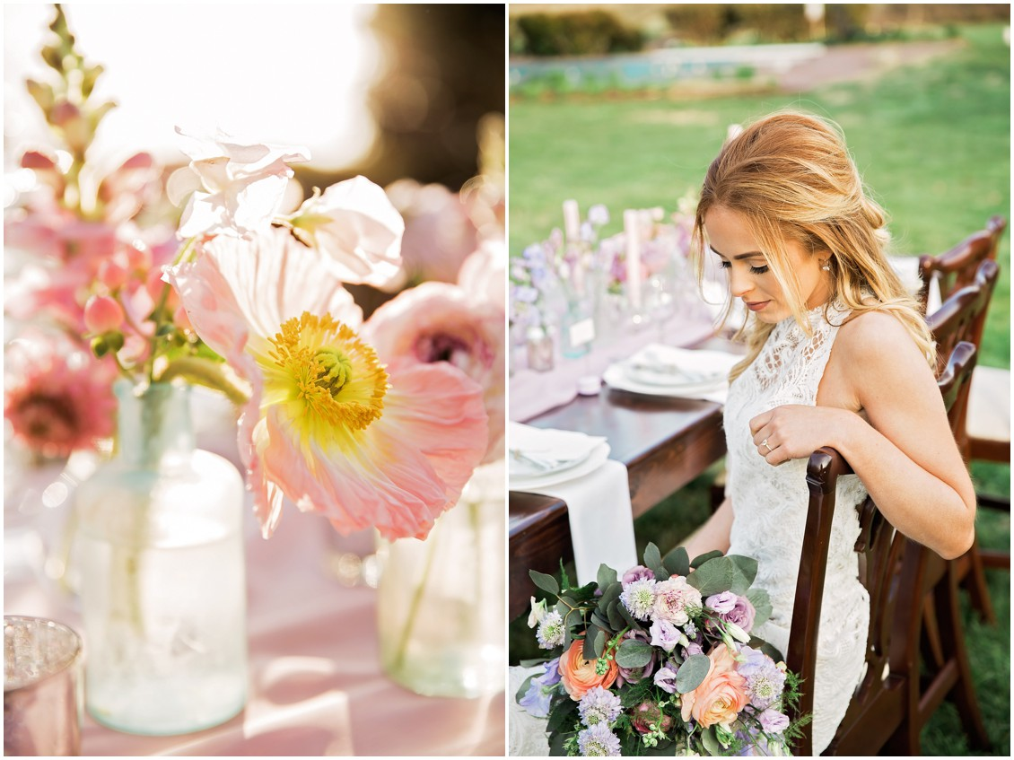 a Garden Party Wedding Styled-Shoot on Maryland's Eastern Shore