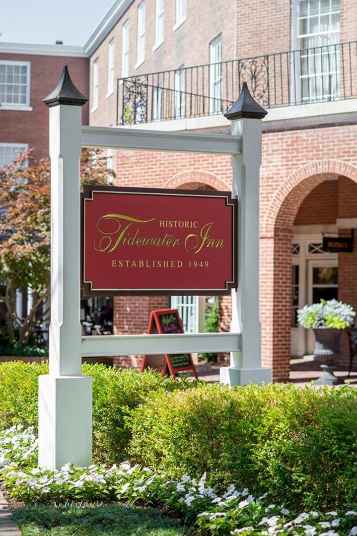 The Tidewater Inn, Easton MD