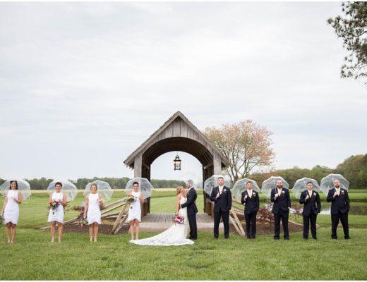 Delaware Wedding at Covered Bridge Inn
