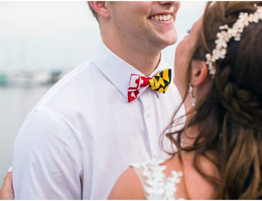 maryland flag bowtie from route one apparel