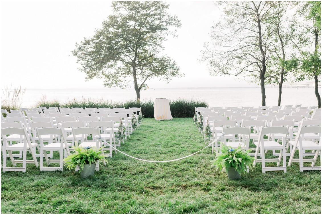 Chesapeake Bay Beach Club wedding venue. | My Eastern Shore Wedding |