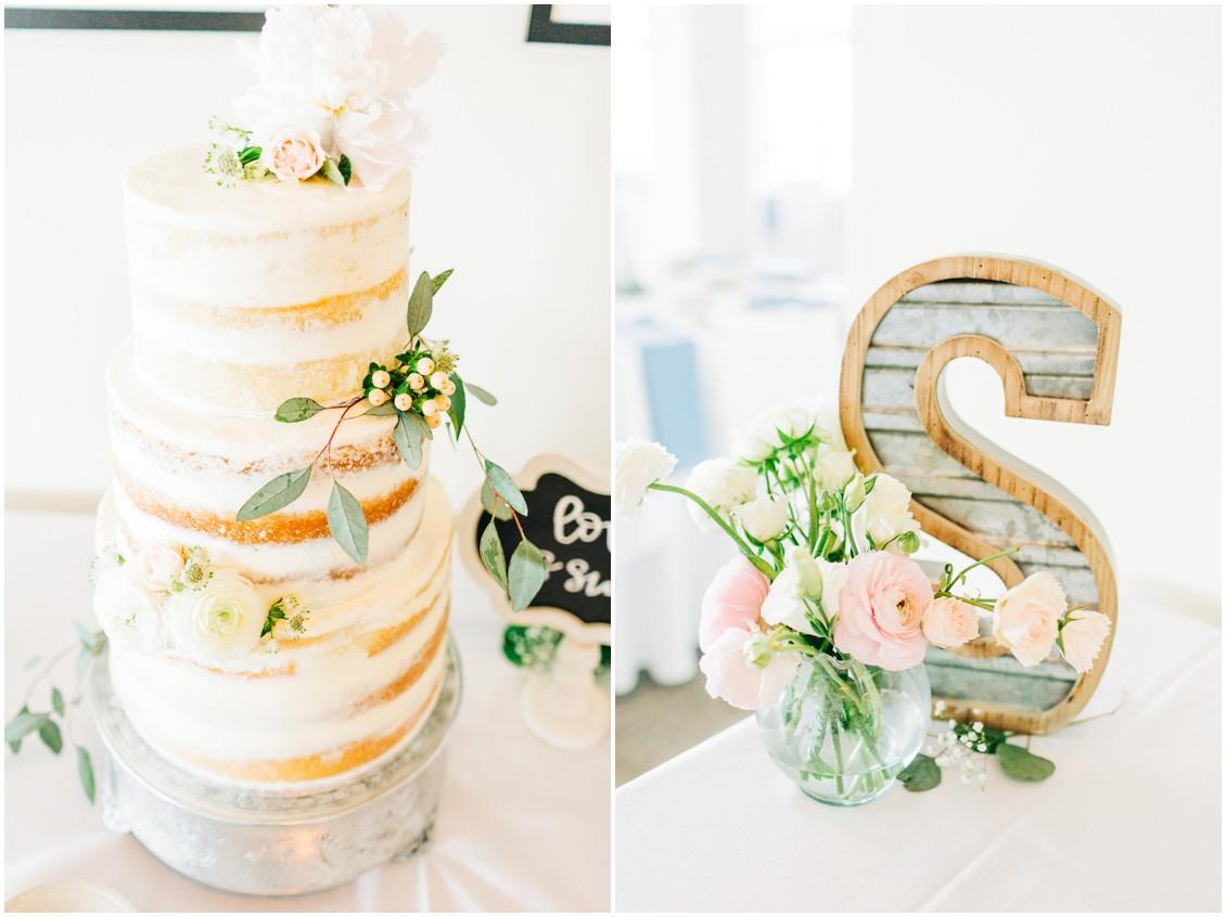 Mill Stream Farm wedding cake | My Eastern Shore Wedding |