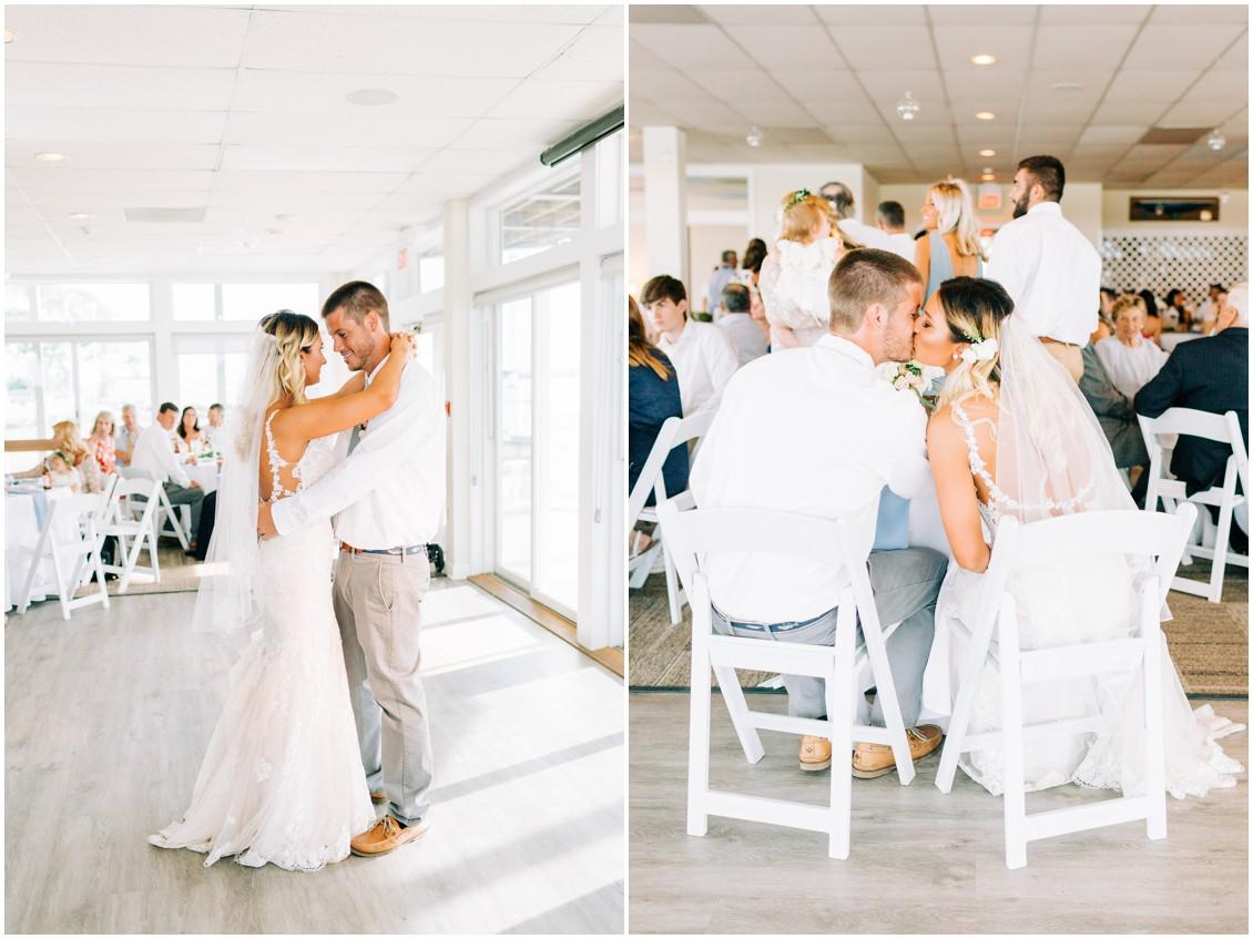 Wedding reception | My Eastern Shore Wedding |