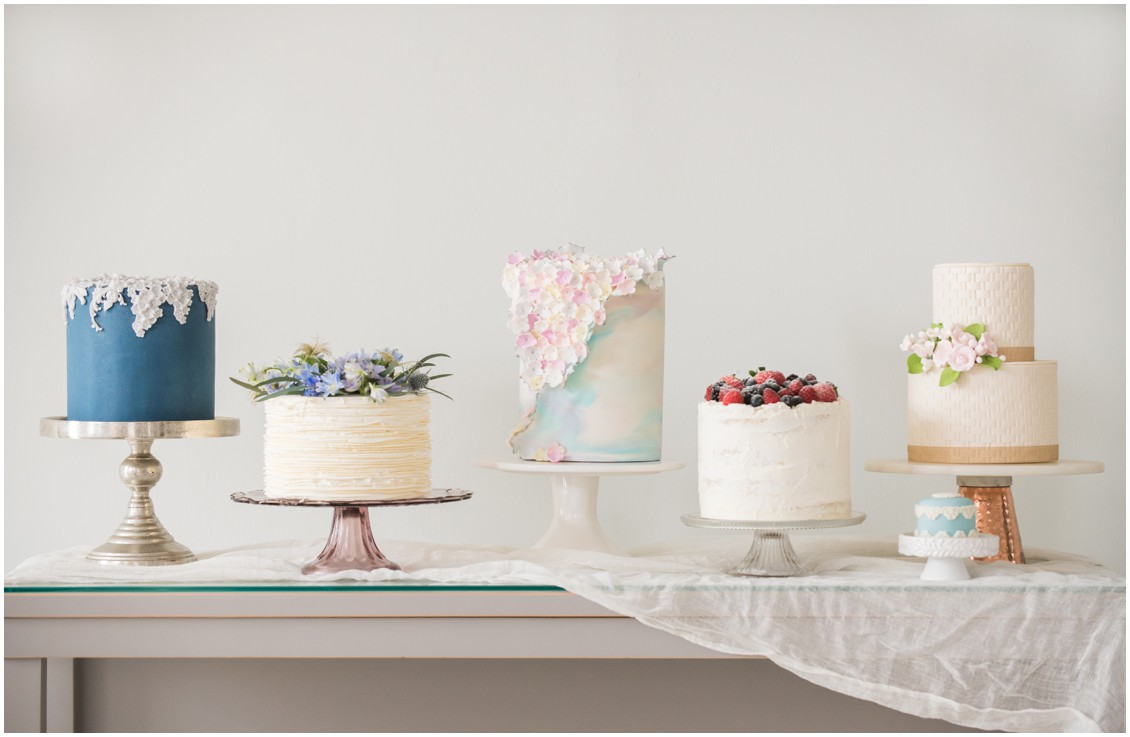 Wedding cake trends | Steve Konopelski | Celebrity wedding experts | My Eastern Shore Wedding |