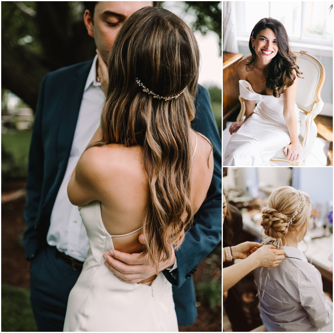 Wedding hair trends | Hair accessories | Celebrity wedding experts | My Eastern Shore Wedding |