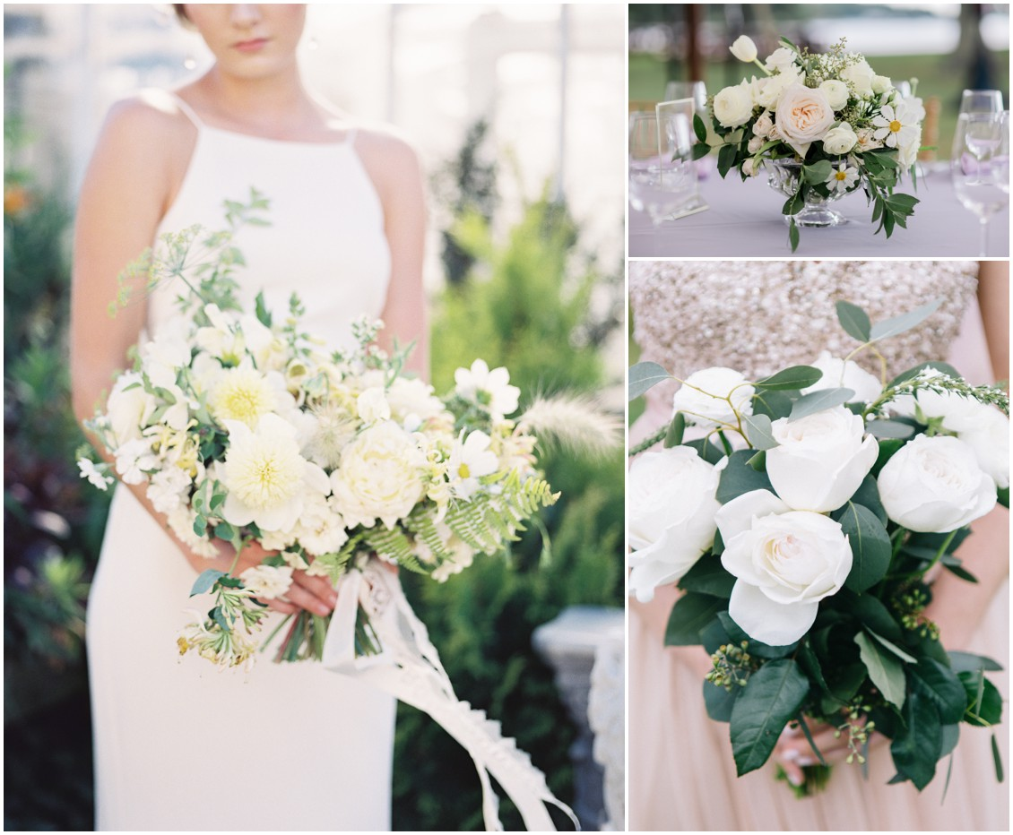 Wedding bouquet trends | Floret bouquet | Celebrity wedding experts | My Eastern Shore Wedding |