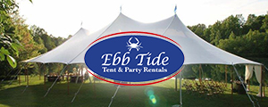 Eastern Shore Wedding Tent Rentals | Ebb Tide Tent & Party Rentals
