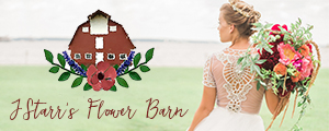 Eastern Shore Wedding Florist | J. Starrs Flower Barn