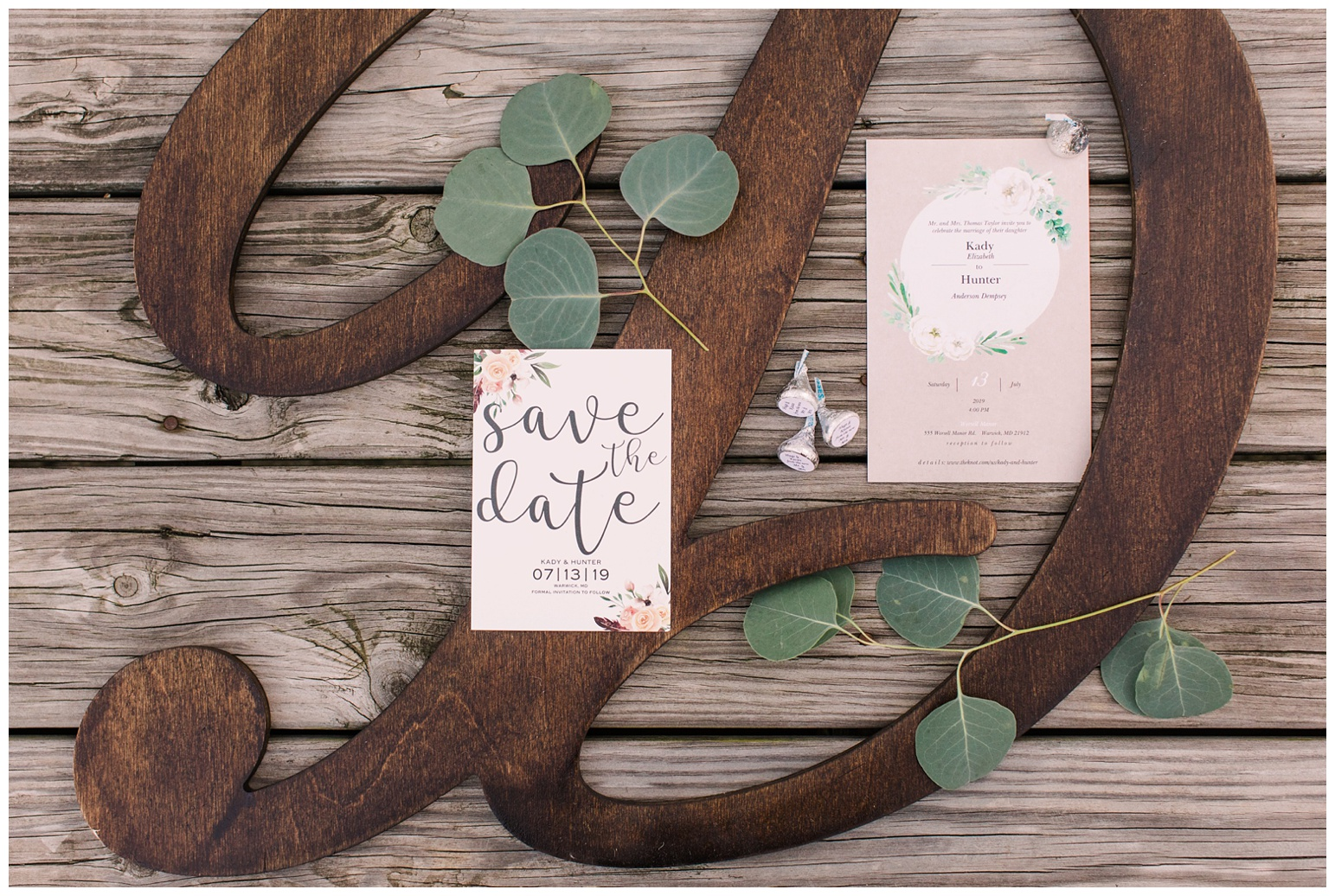 eastern shore maryland - coastal - bay - beach - real wedding inspiration and ideas - now featured on My Eastern Shore Wedding