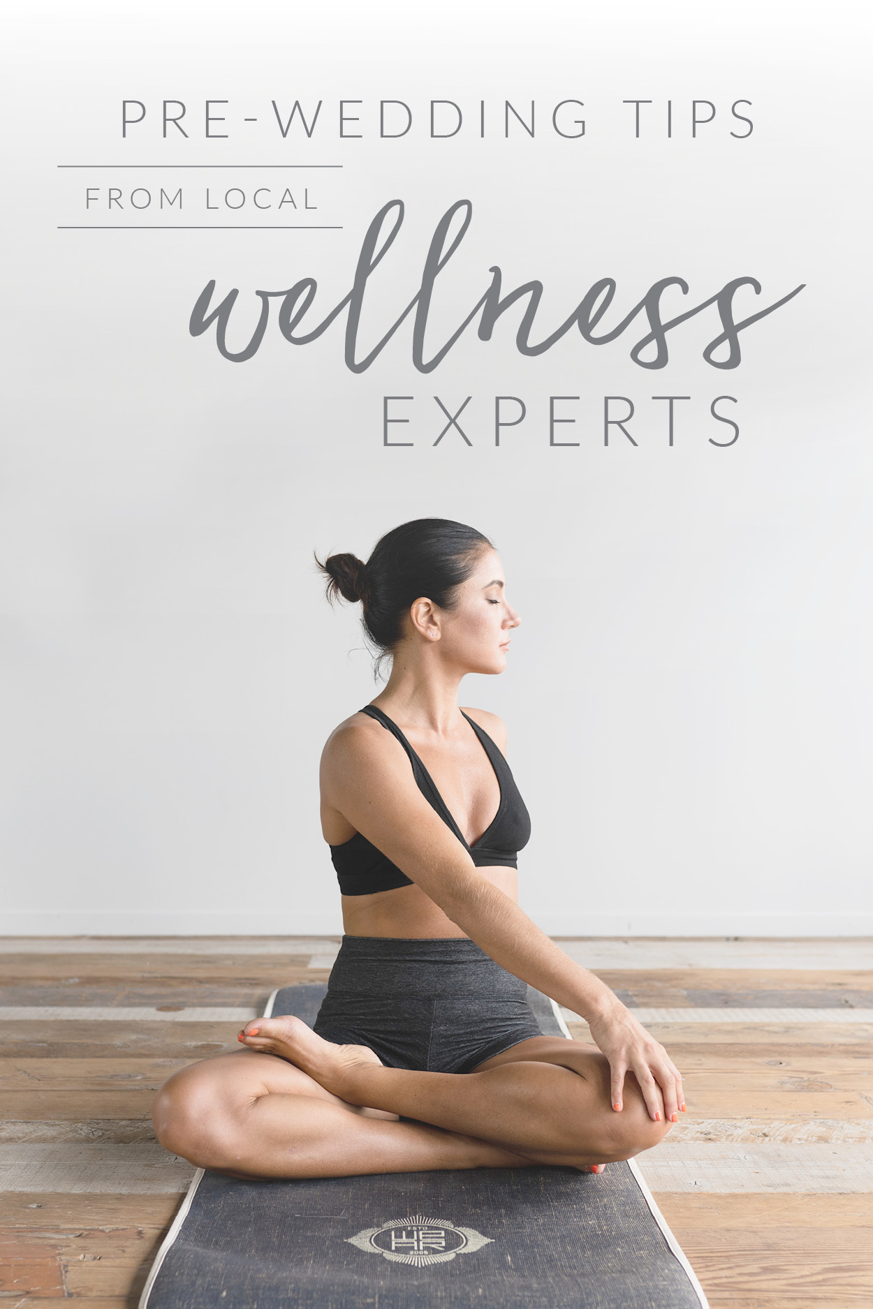 prewedding tips from local wellness experts - self care tips for couples and expert advice on how to relax before your wedding