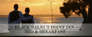 Eastern Shore Wedding Venues | Black Walnut Point Inn