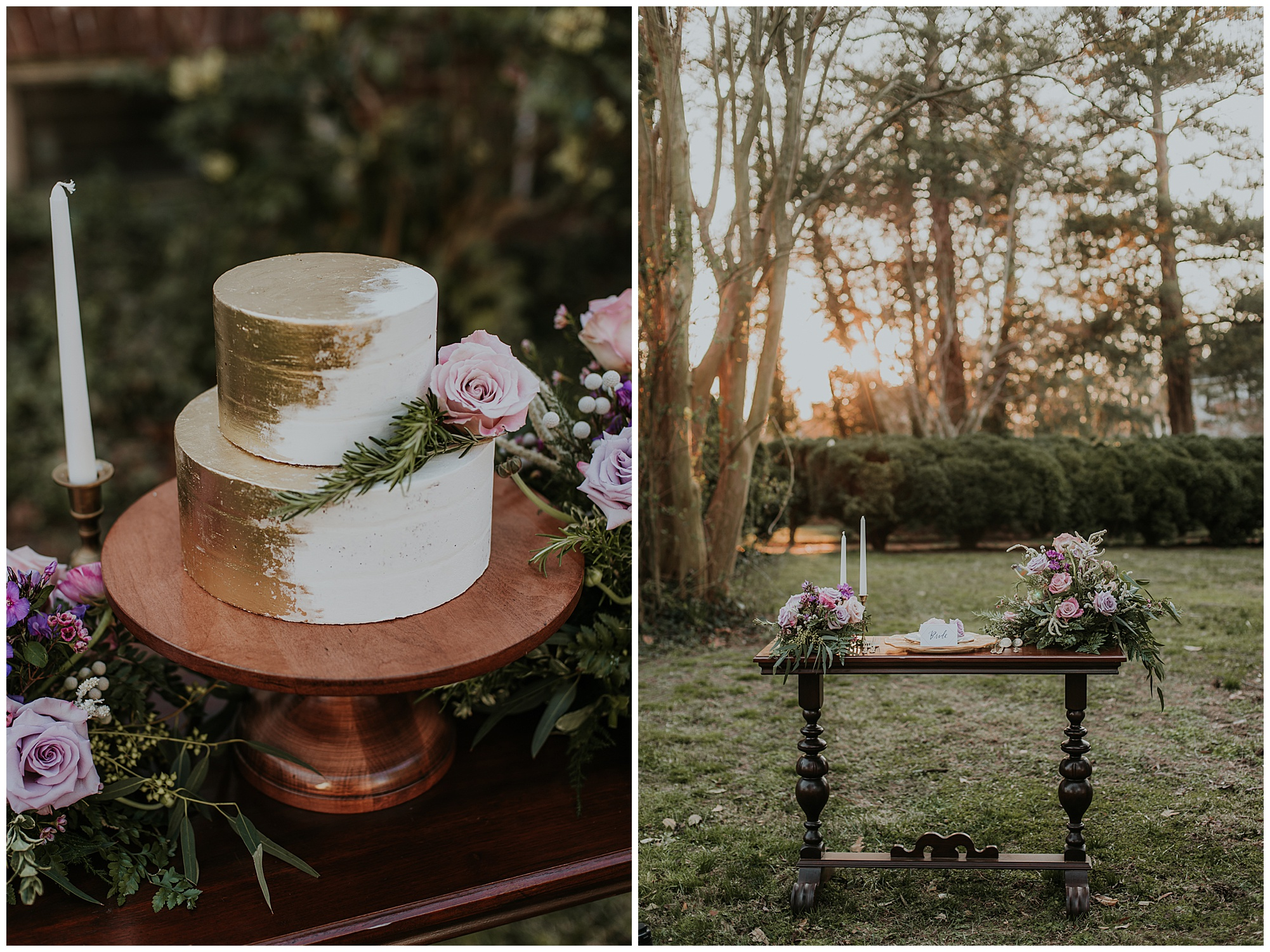 glamorous and boho style wedding theme at chanceford hall bed and breakfast. chanceford hall wedding now featured on my eastern shore wedding.