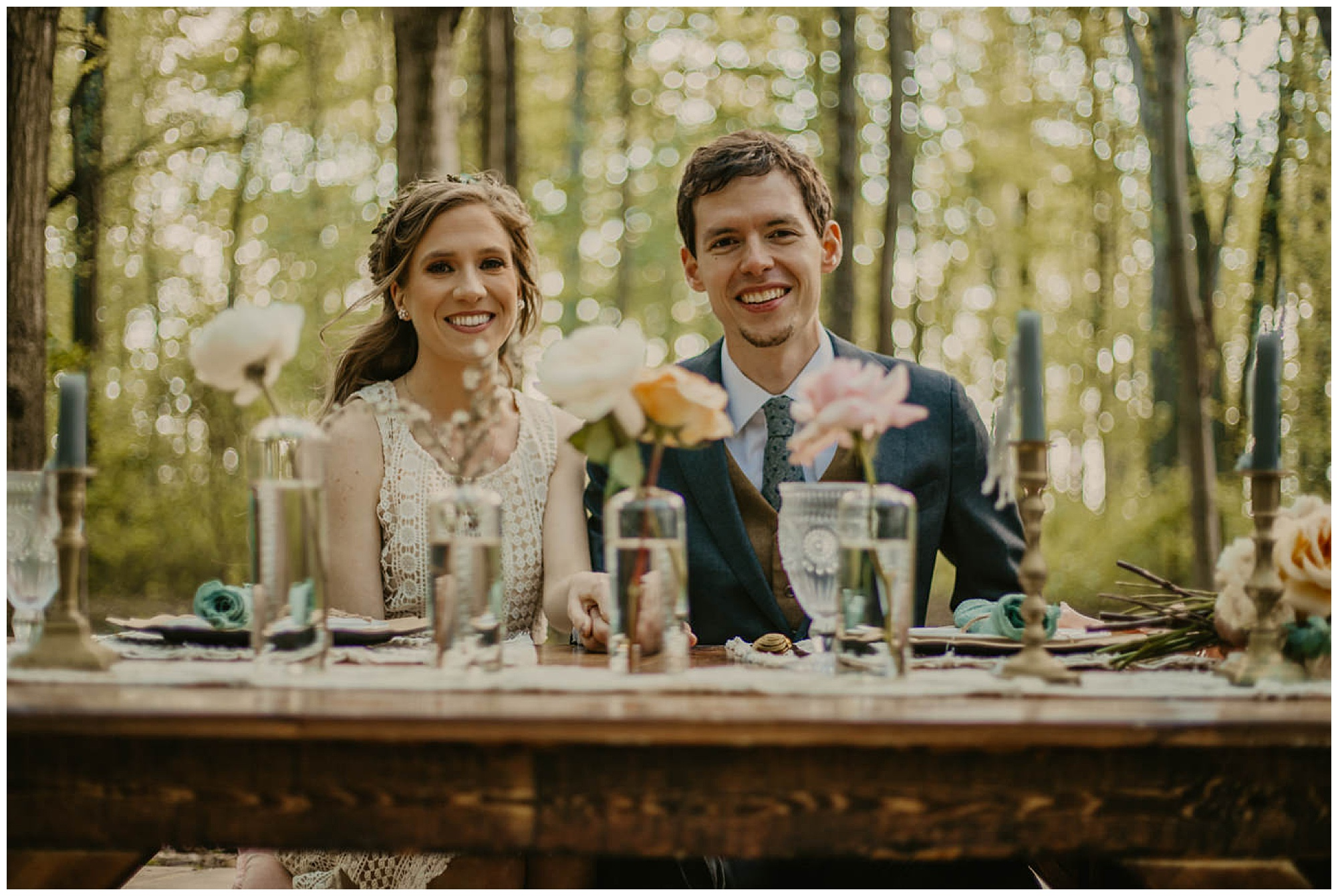 boho style, ecofriendly wedding and carefree elopement theme at prancing deer farm. outdoor natural sustainable venue in warwick md