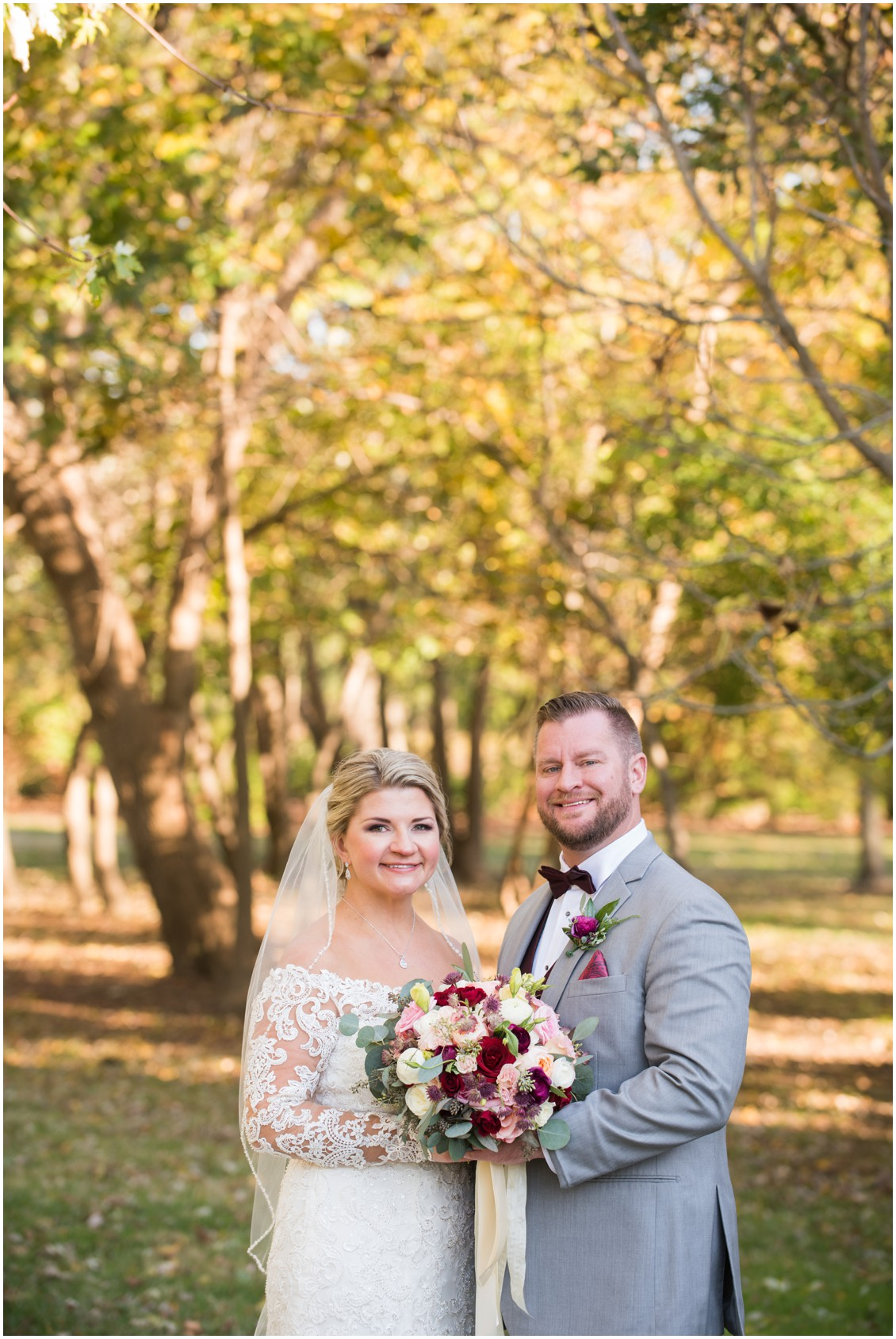 Bride and groom golden hour portrait waterfront venue | My Eastern Shore Wedding | The Oaks Waterfront Inn | Monteray Farms