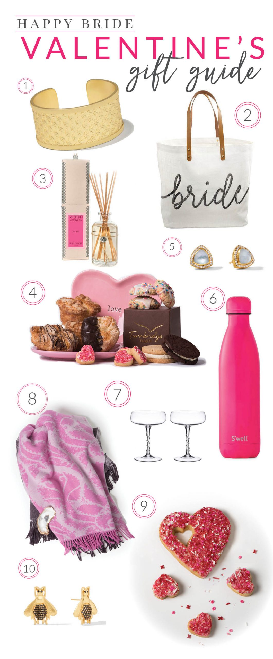 Last Minute Gift Guide for Valentine's Day | Dwelling Design | Turnbridge Talbot | Chesapeake Bay Beach Club