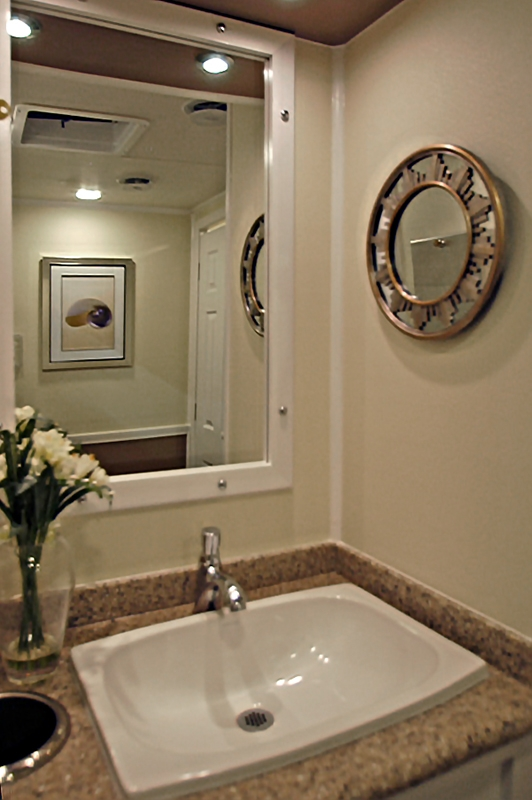 Clean Spot Restroom Trailers | Eastern Shore Wedding Rentals