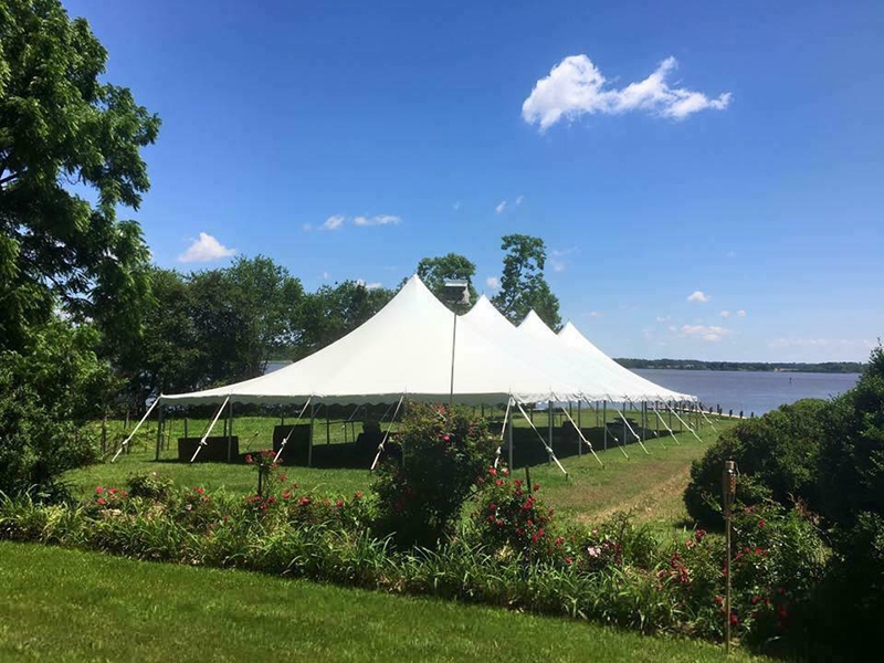 4 Shore Tents and Party Rentals | Eastern Shore Wedding Rentals
