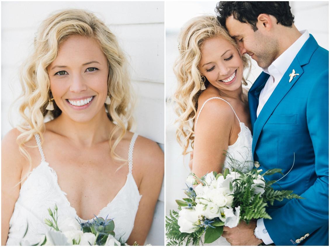 Bridal portrait, bride and groom portrait | My Eastern Shore Wedding | Chesapeake Bay Maritime Museum