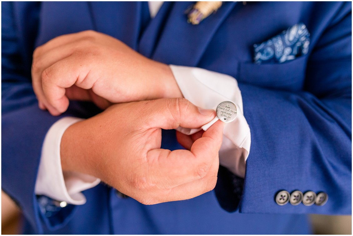 Groom getting ready details, pink and blue barn wedding   My Eastern Shore Wedding   Cassidy Mister Photography