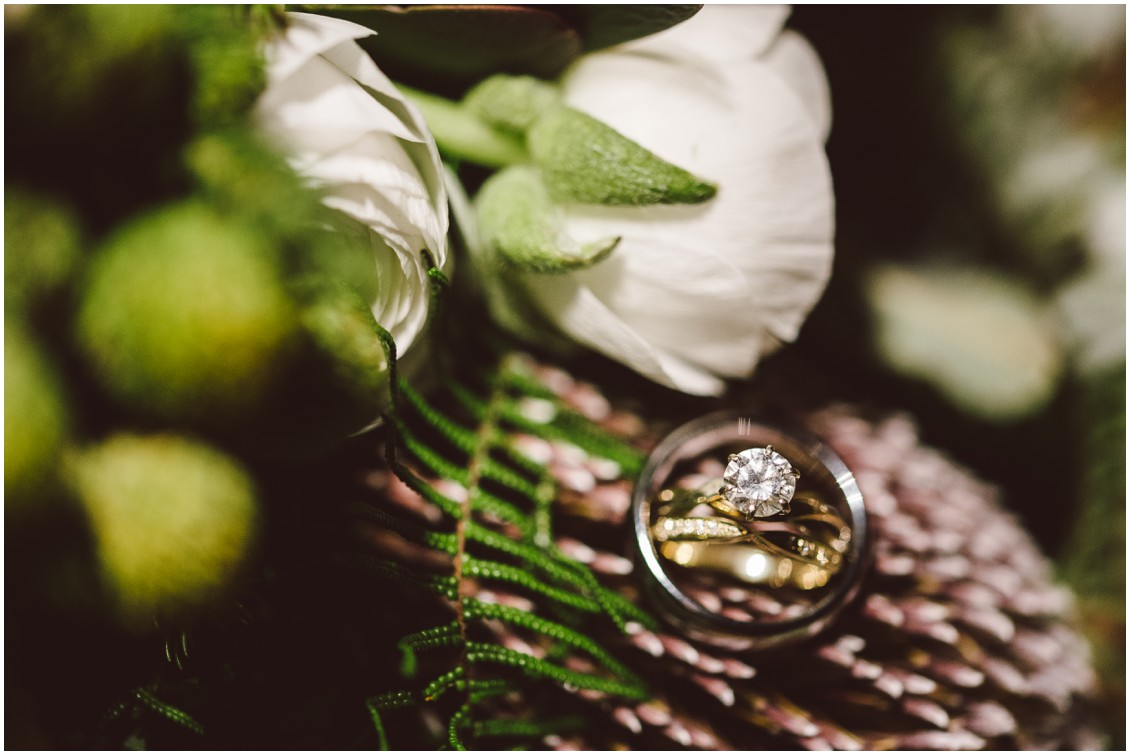 Wedding rings with earthy elements naturally beautiful wedding | My Eastern Shore Wedding | Erin Wheeler Photography | Bayside Resort Golf Club