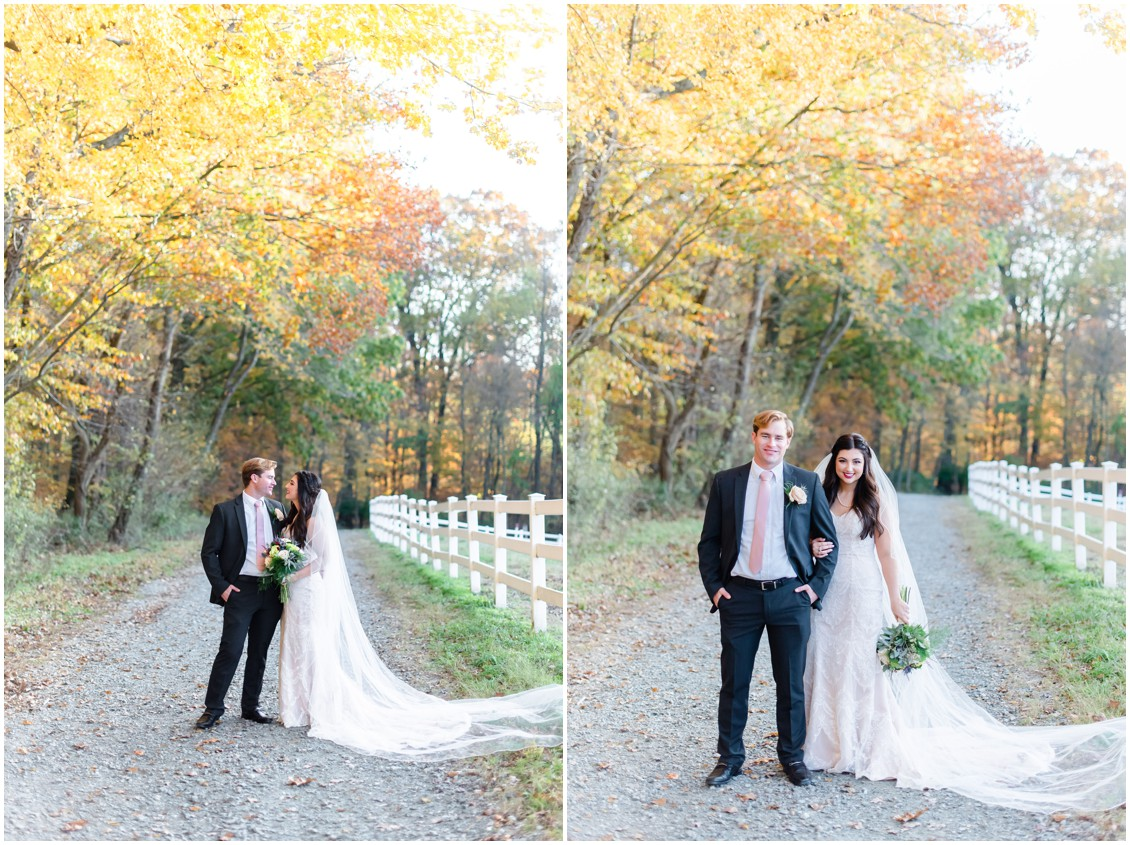 Bride and groom portraits microwedding | Love will find a way| My Eastern Shore Wedding | Alexandra Kent Photography