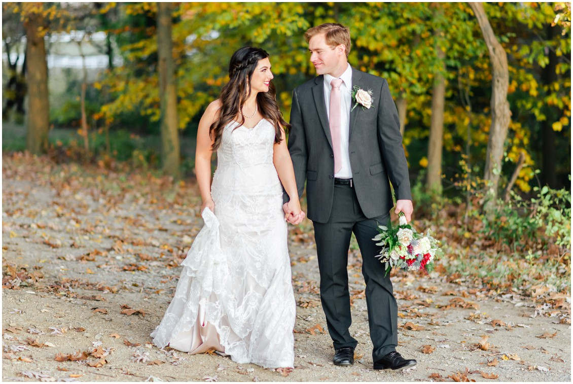 Bride and Groom portrait at microwedding | Love will find a way| My Eastern Shore Wedding | Alex Kent Photography