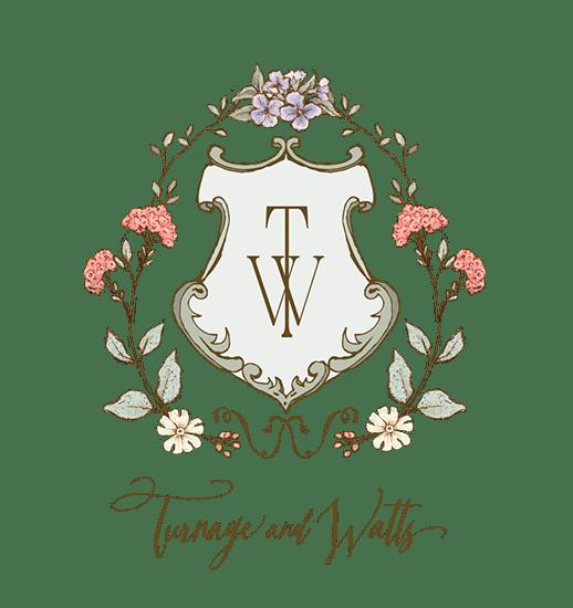 Turnage & Watts Wedding Stationary on Maryland's Eastern Shore