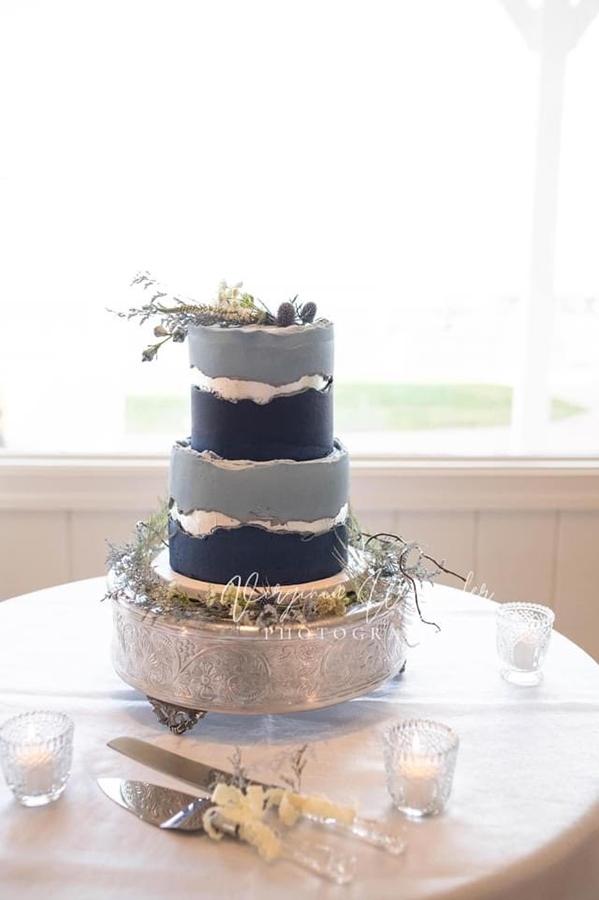 Mill Stream Farm | Wedding Cakes on the Eastern Shore
